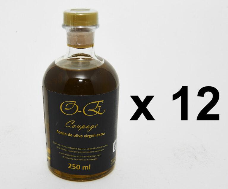 Lote de 12 botellas de 250 ml cada una (surtido de distintas variedades)